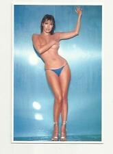 SEXY RAQUEL WELCH (ANC2) PHOTO POSTCARD ACTRESS FILM STAR PIN UP GLAMOUR