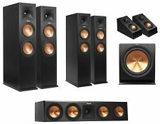 HOME THEATER SYSTEM KLIPSCH 5.1.4 - RP-280FA RP-450CA RP-260F RP-140SA + R-115SW