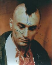 Robert Deniro Taxi Driver Incredible Signed Authentic Autographed 8x10 COA