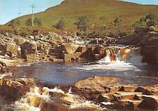 B96738 the falls at silver bridge strath garve ross shire scotland