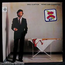 ERIC CLAPTON-Fully Sealed MONEY AND CIGARETTES Album-WARNER BROS.-Guitar God