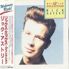 RICK ASTLEY - 12 Inch Collection [1999] JAPAN CD, Excellent, Out of Print RARE