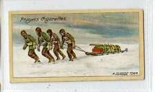 (Jl451-100) Players,Polar Exploration 2nd,Sledge Team,1916 #14