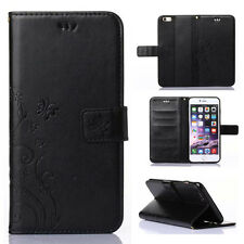2016 Retro Leather Skin Wallet Cover Case For Apple iPhone 5 / 6 / 6Plus Phone