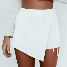 Vintage Women's High Waisted Jeans Shorts Ripped Denim Summer Causal Hot Pants