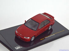 1:43 Ixo Honda Civic SIR EG9 1992 red