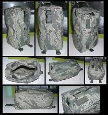 F Authentique Poche / Sac US AIR FORCE - Cam ABU Digital Tiger stripes - MOLLE