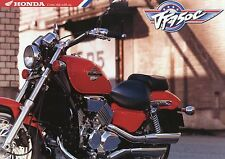 Honda VF750C Prospekt 10 94 1994 Motorradprospekt Motorrad Japan brochure Bike
