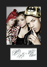 N DUBZ #1 Signed Photo Print A5 Mounted Photo Print - FREE DELIVERY