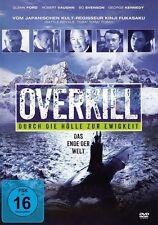 GLENN FORD - OVERKILL-DURCH DIE HÖLLE ZUR EWIGKEIT   DVD NEU