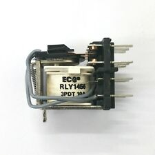 NEW Philips ECG RLY1456 240 Volt AC Coil 10 Amp 3PDT General Purpose Relay