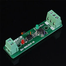 3.3V 1 Channel Relay Driver Module Photoelectric Isolation Input NPN/PNP