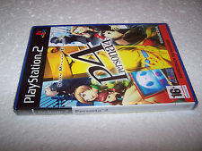 PERSONA 4 P4 - Playstation 2 PS2 - UK PAL - NEW & FACTORY SEALED RPG - EXC COND