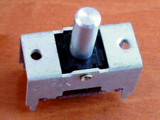 Alco DPDT toggle/slide switch CST-023N as used in Tandberg, other audio gear