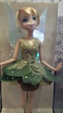Disney Designer Fairies Collection Limited Edition Doll Tinker Bell New!
