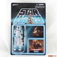 Star Wars vintage collection Clone Trooper Lieutenant EP202 2012 Lost Line blue