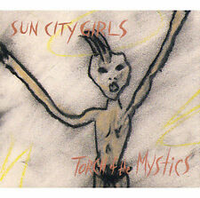 SUN CITY GIRLS - Torch Of The Mystics CD ** Like New / Mint RARE **