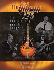 Gibson Guitars 175 Book Reference Manual Guitar History