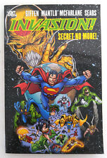 DC Comics DC Invasion Trade Paperback Graphic Novel
