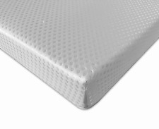 New 3FT Single All Foam Reflex Ortho Base Mattress With Removable Stretch Cover