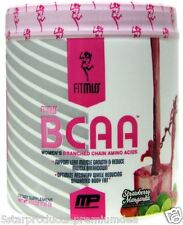 FitMiss BCAA Women's Branched Chain Amino Acids Strawberry Margarita 4.59oz 130g