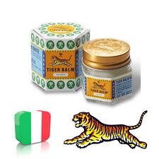 Balsamo di tigre BIANCO ORIGINALE ( in ITALIA ) White TIGER BALM  21 ml Original
