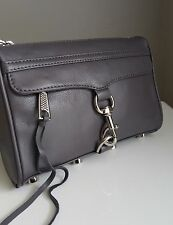 NWT Rebecca Minkoff Mini MAC Crossbody & Messenger Bag NEW GREY