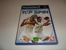 PlayStation 2  PS 2  Top Spin