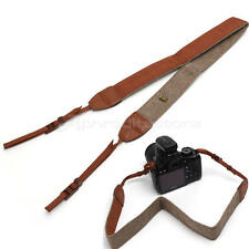 Vintage Camera Holder Shoulder Neck Strap Belt for Sony Nikon Digital Canon DSLR