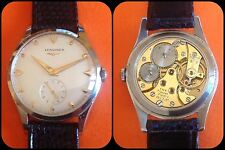 LONGINES-cal.12.68 Z-Mechanical Manual Watch-vintage-anni'60-swiss made-rare