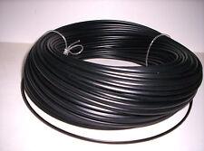 5505) PE, schwarz, Kunststoffschweißdraht, Schweißdraht, Dreikant, 4 x 4 x 6mm