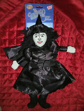 WICKED WITCH THE WIZARD OF OZ SUGAR LOAF PLUSH 16 INCH NEW