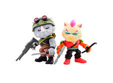 The Loyal Subjects SDCC 2016 TMNT Rocksteady & Bebop 2-Pack
