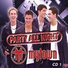 MYTOWN Party All Night CD 4 Track Radio Mix B/w Love To Infinity Radio Mix, Inst
