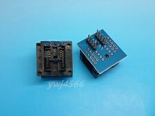 1PC SOIC8 SOP8 to DIP8 EZ Programmer Adapter Socket Module With Wide 208mil