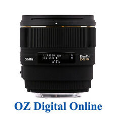 New Sigma 85mm F1.4 EX DG HSM for Canon 1 Year Au Wty