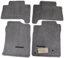 2003-2009 Genuine Toyota 4Runner Carpet Floor Mats Stone Gray PT208-89030-21