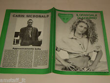 TV TASCABILE=1986/19=RAMONA DELL'ABATE=CARIN MCDONALD=