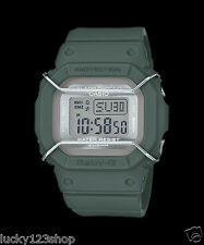 BGD-501UM-3B Green Baby-G Casio Lady Watches Resin Band Digital Brand-New 200m