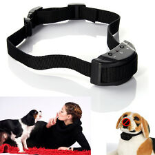 Anti Bark No Barking Remote Electric Shock Vibration Dog Pet Training Colla