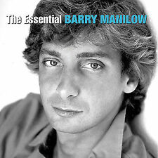 The Essential BARRY MANILOW ~ 2 Disc CD Brand New Factory Sealed