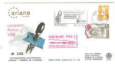 KOUROU  VOL 96 ARIANE LANCEMENT 25. 06. 1997