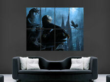 THE CROW MOVIE POSTER WALL ART CLASSIC FILM PRINT IMAGE GIANT PICTURE