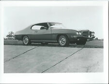 Pontiac LeMans Sport 1971 Original Press Photograph Excellent Condition