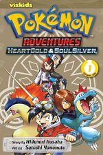 Pokemon Adventures Heart Gold Soul Silver: 1 by Hidenori Kusaka 9781421559001