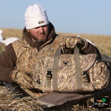 AVERY GREENHEAD GEAR GHG FLOATING PIT BAG KW-1 KILLERWEED CAMO DUCK GOOSE BLIND