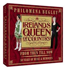 Philomena Begley Ireland's Queen Of Country (50 Years of Music) 3 CD Boxset