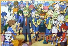 Inazuma Eleven go poster galaxy Big Bang supernova promo anime official