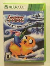 Adventure Time: The Secret of the Nameless Kingdom SEALED COMPLETE (Xbox 360)