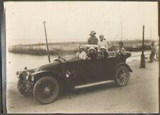 PHOTO AUTOMOBILE VEHICULE ANCIEN & ENDROIT A IDENTIFIER